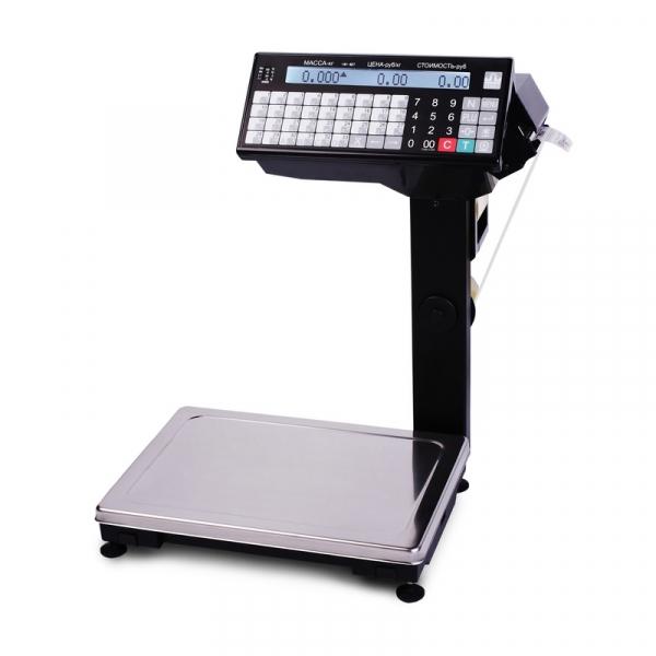 Настройка Весов с печатью этикеток Масса-к ВПМ-15.2-Ф1