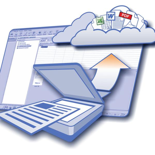 Подключение настройка сетевого сканера документов в сети