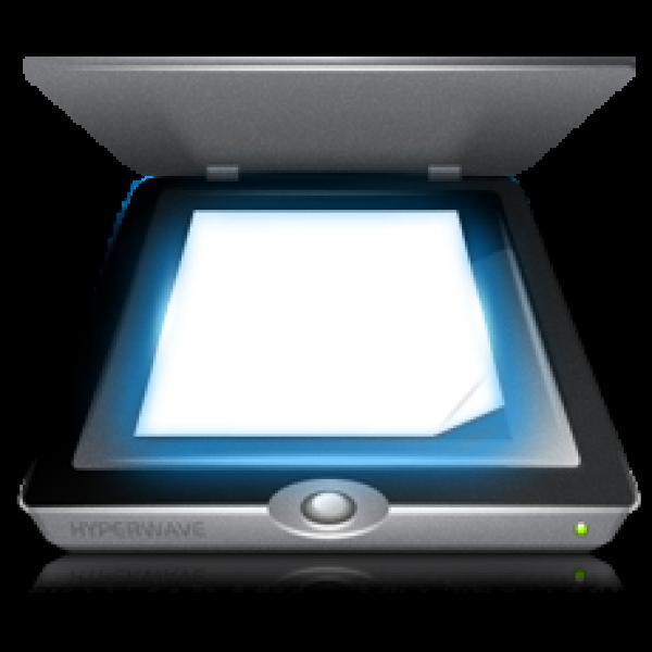 Подключение настройка сканера документов