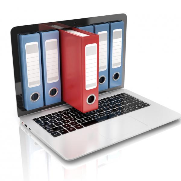 Организация архивов данных