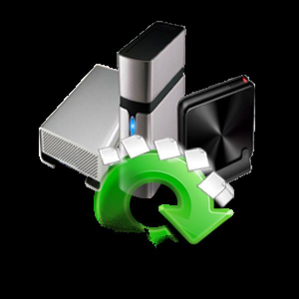 Тестовое восстановление файлов из резервной копии