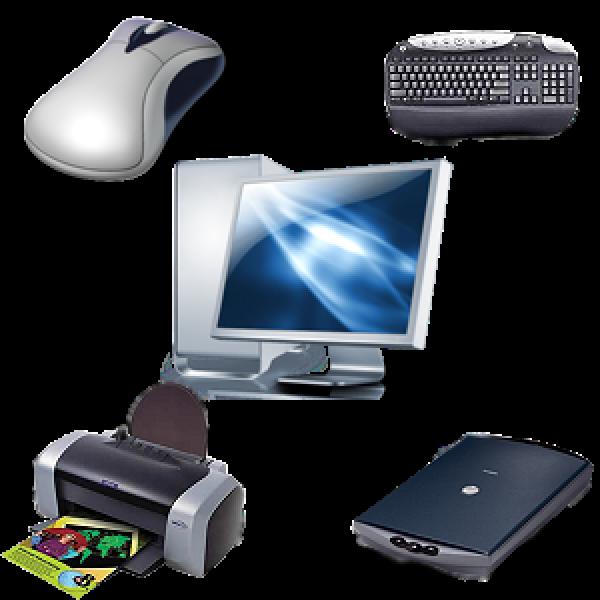 Подключение периферийного устройства к компьютеру